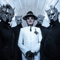Tobias Forge of Ghost on the show this weekend!