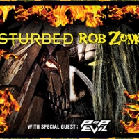 Win Tickets to see Disturbed/Rob Zombie!