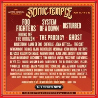 Enter to win tickets to Sonic Temple Festival
