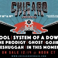 Enter to win tickets to CHICAGO OPEN AIR!