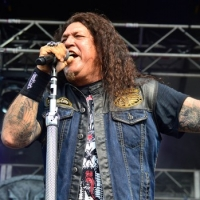 Chuck Billy on the show this weekend!