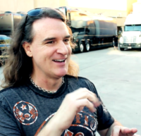 David Ellefson on the show this weekend!