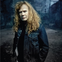Dave Mustaine on the show this weekend!