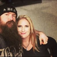Zakk Wylde on the show this weekend!