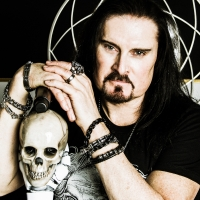 James Labrie of Dream Theater on the show!