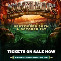 Enter to win a pair of tickets to the Louder Than Life Festival!