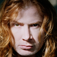Dave Mustaine on the show this week!