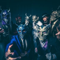 Skinny of Mushroomhead on the show this weekend!