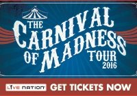 Enter to win tickets to The 2016 Carnival of Madness Festival!