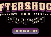 Enter to win tickets to Aftershock 2019!
